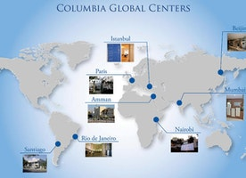 Event 10/18/16 - Student Engagement in Columbia's Global Centers