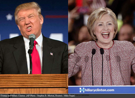 Hillary vs. Donald?  What do They Represent to Me?