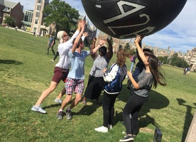Giant Ball of Debt at Wash U