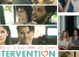 STYLE CHARMER: Weekend with the Movies - The Intervention