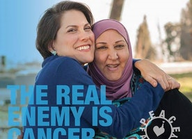 An Israeli and Palestinian, Brought Together by Breast Cancer