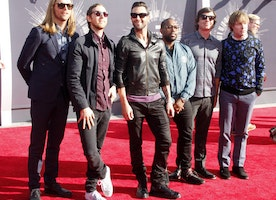 Anti-Rape Group Slams Maroon 5 'Animals' Video For Trivializing Stalking