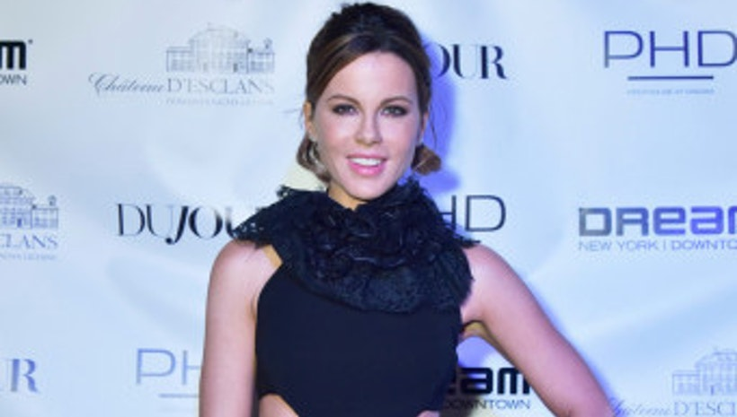 Dujour Cover Star Kate Beckinsale Was Celebrated At PHD Lounge In New York City On Thursday February 28, 2019
