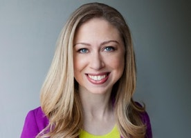 CHELSEA CLINTON IS COMING TO WELLESLEY