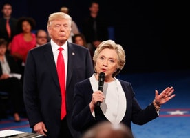"Sexism in the Second Presidential Debate: Beyond ""Locker Room Talk"""