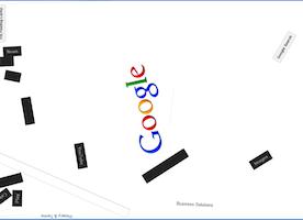 Google Gravity - Google Easter Eggs