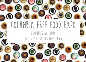 Columbia Free Food Expo