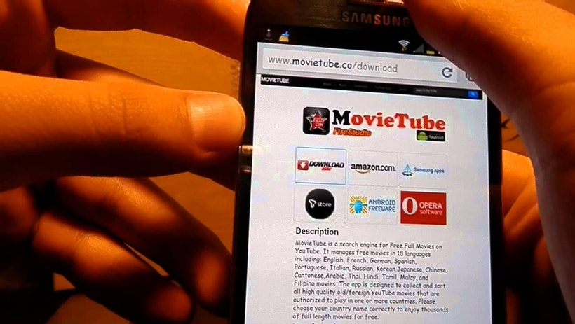 movies on android free
