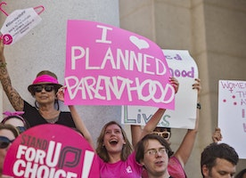 Because Planned Parenthood is Fighting the Good Fight