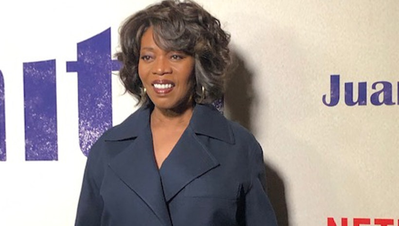 Alfre Woodard Attends the Netflix Special Screening of the Film Juanita on March 7, 2019