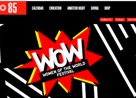 The Wow - Women of The World Festival at the Apollo Theater  March 12-17, 2019