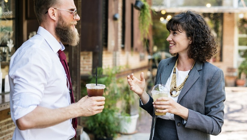 The Art of Small Talk - Help for the Socially Awkward
