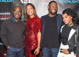 Naomie Harris, Janelle Monae & More Attend 'MOONLIGHT' Screening in Atlanta
