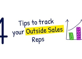 4 Easy Ways to Track Outside Sales People