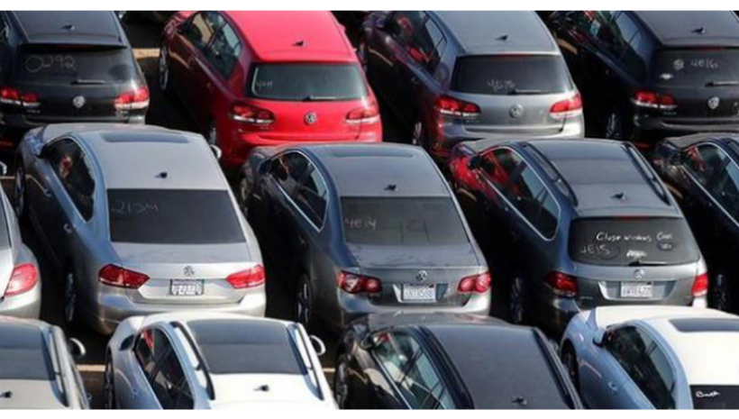 China's car sales have fallen