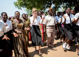 Emma Watson Helped Cancel Nearly 1,500 Child Marriages With the Help of Malawian Leaders