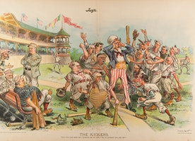 Baseball, Politics and America