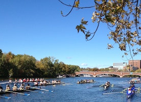 Head of the Charles is this weekend!