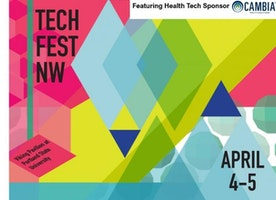 """Join Cambia Health Solutions, """"Health Tech"""" Sponsor, at TechFestNW, April 4-5, 2019"""