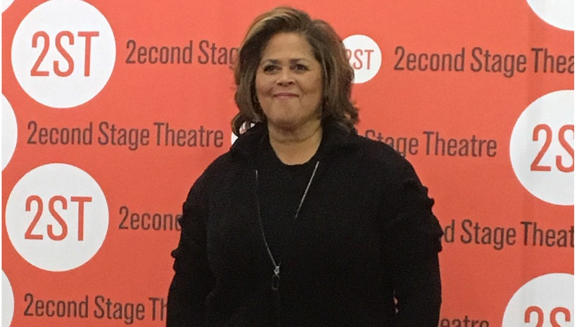 "Anna Deavere Smith Presents ""Notes From The Field"" at Second Stage Theater"