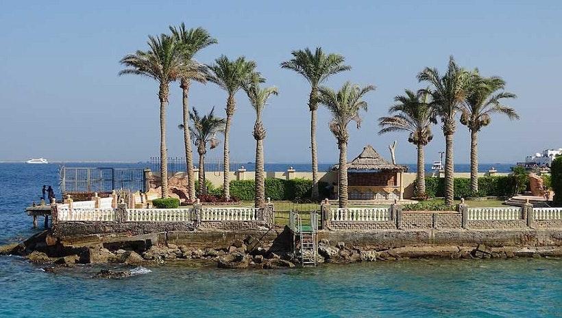 Hurghada, traumhafte Strände, ein Muss für Touristen