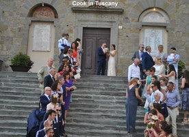 Wedding in Cortona