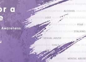 Do you want to end Domestic Violence?