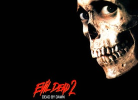 Rutgers Cinema Halloweenfest Presents Evil Dead 2