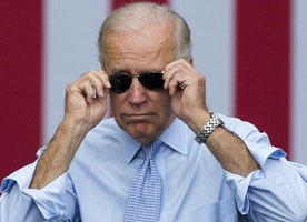 JOE BIDEN IS COMING TO PITTSBURGH