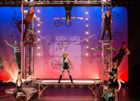 Cirque Mechanics presents Pedal Punk - Pittsburgh | Official Ticket Source | Byham Theater | Mon, Oct 24, 2016, 7:00pm | Cohen & Grigsby TRUST PRESENTS Series