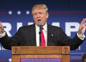 Analyzing Donald Trump's Speaking Style