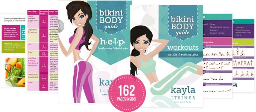 kayla itsines 12 week workout plan pdf download