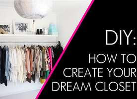 Creating Your Dream Closet on a Budget
