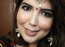 All about the meaning of Diwali + A Makeup Tutorial