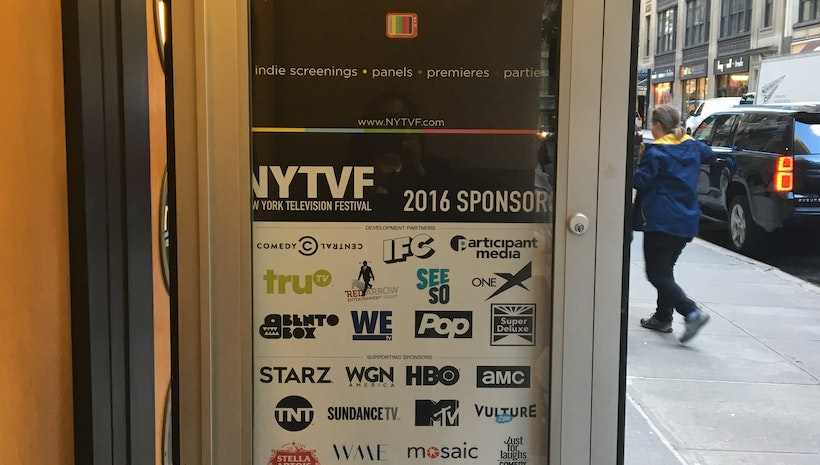 The Annual New York Television Festival from October 24-29, 2016
