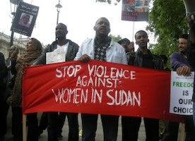 Sudan, One of Worst Countries for Women's Rights!