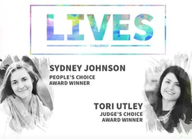 An Interview with: Sydney and Tori - Recovery Brand's Winners! #LIVESChallenge