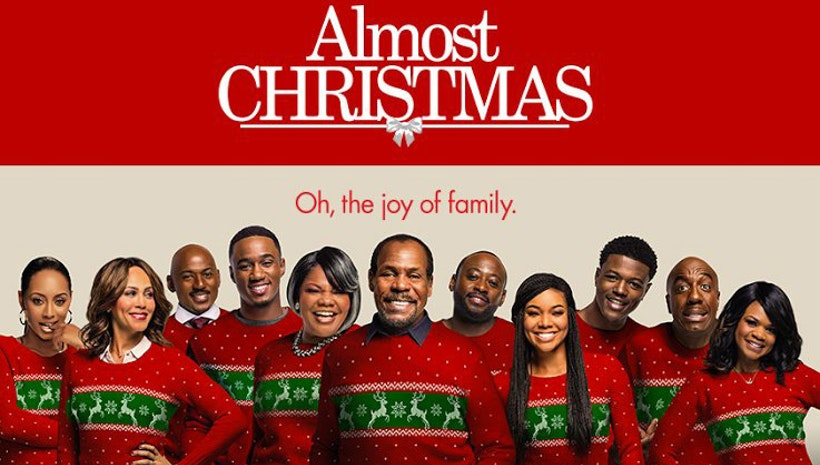 The Film Almost Christmas Coming to Theaters November 11, 2016