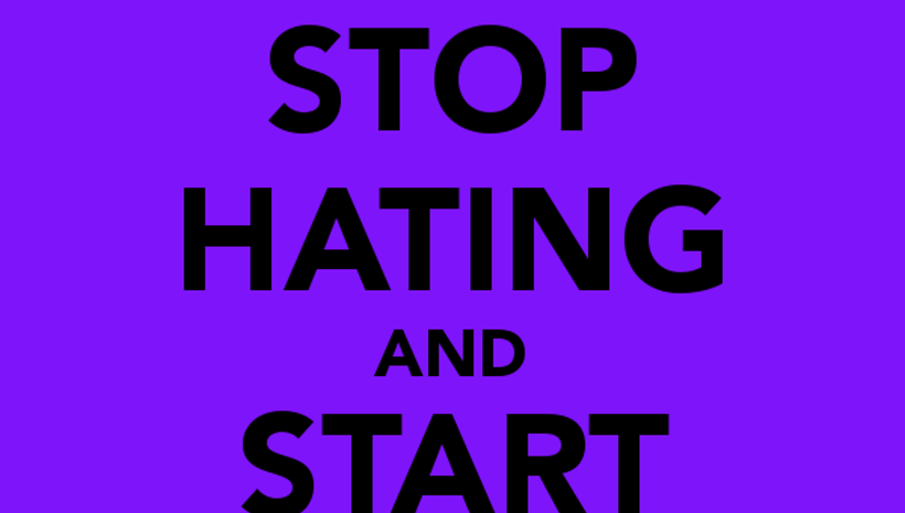 Basta Dizer. Older Stop Hating On Young People