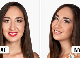 This girl asked five world-famous brands to give her a makeover