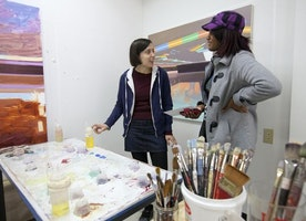 Visual Arts Open House