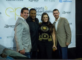 The First Annual Epic Day of Golf Tournament Brings Out Sports Legends & Industry Elite
