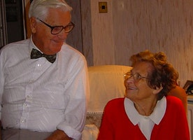 This 93-Year-Old Man's Poem for His Late Wife of 65 Years Will Break Your Heart