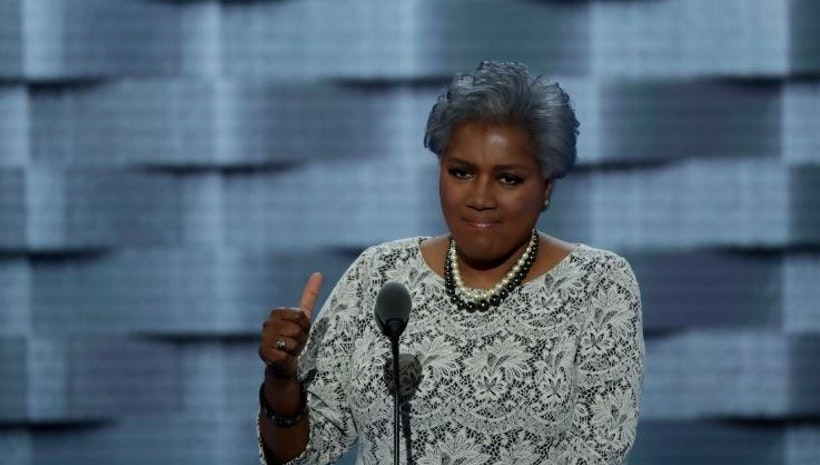 Donna Brazile: Time to #OwnYourBehavior