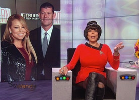 'The Wendy Williams Show' Celebrates Halloween As She Goes Galactic
