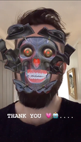 Would you try out this facefilter?