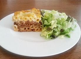 Pastitsio (Greek Lasagna) - Jackieskitchn