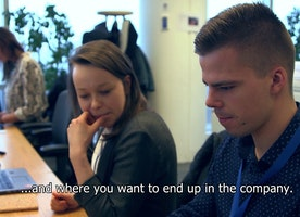 Life as a Philips trainee: Emma & Vlad discuss their experiences