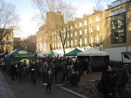 FARMER'S MARKET - Every Thursday at UCL