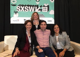 HealthChangers Podcast Live at SXSW: Innovation Advances Serious Illness Care for Patients and Caregivers